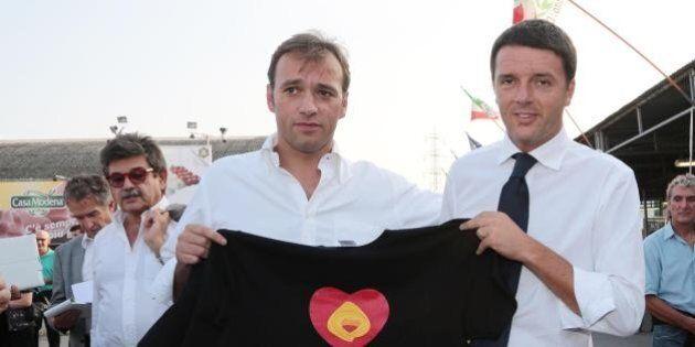 Matteo Richetti a Matteo Renzi: