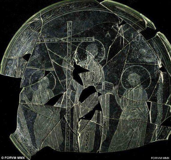 FOTO Gesù Cristo non aveva la barba: scoperta in Spagna un'immagine del 4° secolo d.C. dove è ritratto