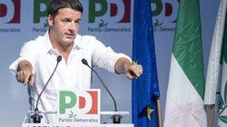 Renzi segretario del Pd al 55%, Napolitano è il leader che dà più fiducia