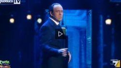 Crozza-Berlusconi prova a rientrare in Senato