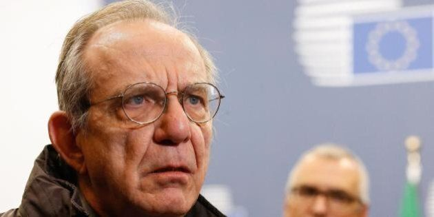 Quirinale: Pier Carlo Padoan in lizza per il dopo Giorgio Napolitano con Lorenzo Bini Smaghi al ministero