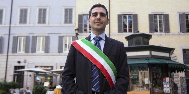 Federico Pizzarotti, sms ai parlamentari del M5S: