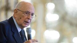 Shoah, Giorgio Napolitano in sinagoga per il ricordo degli ebrei romani deportati