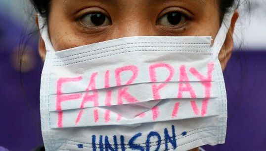Londra si blocca per lo sciopero del settore