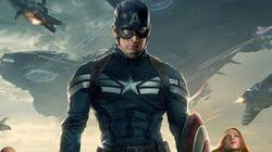 Captain America 2 e la carica dei superoi (FOTO,