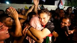 Festa a Gaza e West Bank: 26 prigionieri liberati da Israele (FOTO,