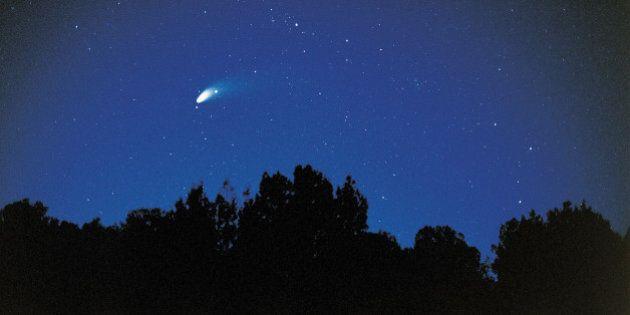 Lovejoy, la cometa di Natale in arrivo nella notte fra il 24 e il 25 dicembre. E alla Befana sarà luna...
