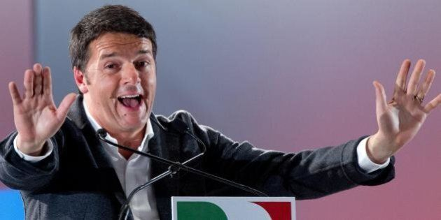 Primarie Pd, Matteo Renzi: