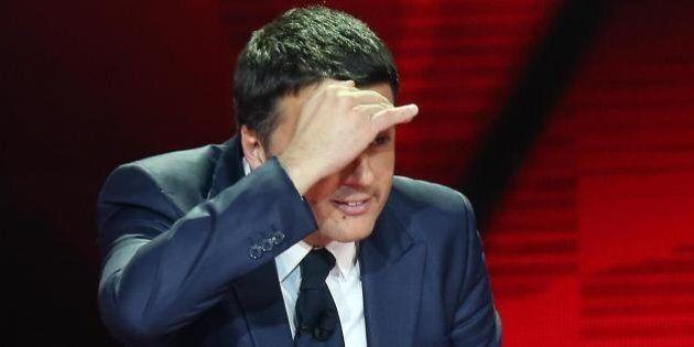 Governo, Matteo Renzi ad Angelino Alfano: