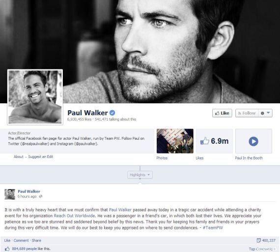 Paul Walker morto in un incidente stradale. Addio al bello di Fast and Furious