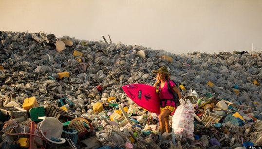 L'altro lato del Paradiso, montagne di spazzatura alle