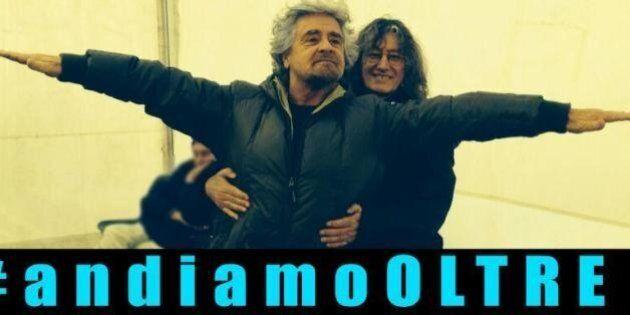 V3day, Beppe Grillo e M5s a Genova: