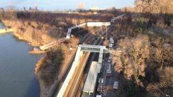 Metro New York deraglia nel Bronx, morti e feriti tra i