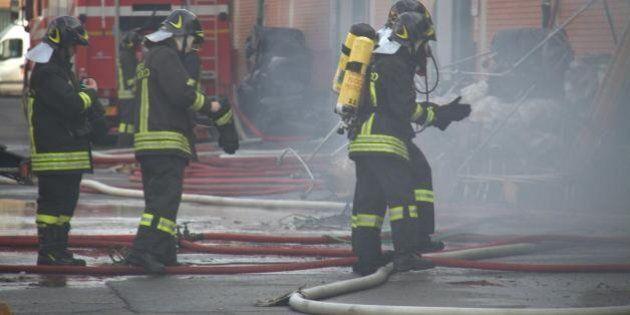 Incendio a Prato, il grillino Marco Baldassarre: