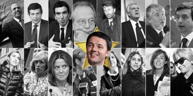 Matteo Renzi, star in un governo moderato e senza prime donne, punta alle riforme. Perplessità sui tecnici...