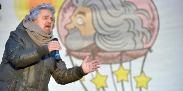 V3day, Beppe Grillo a Genova non va oltre