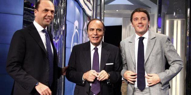 Matteo Renzi rompe tregua. Angelino Alfano attacca: