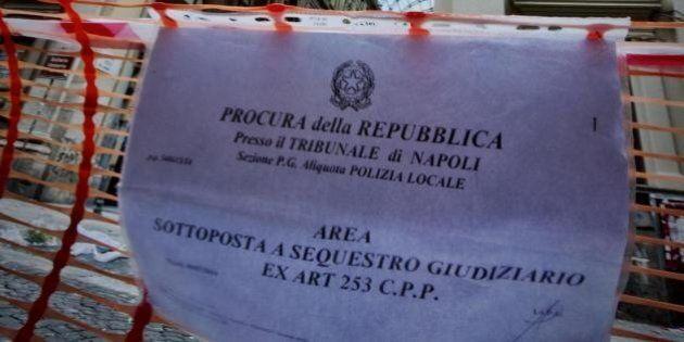 Salvatore Giordano morto. Galleria Umberto I a Napoli chiusa dalla polizia municipale