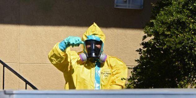 Ebola: infermiera spagnola infettata, prima in