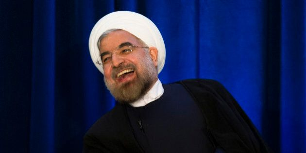 Iran, il presidente Hassan Rouhani vuole un accordo pacifico sul nucleare per una