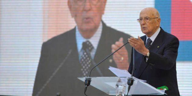 Giorgio Napolitano e la crisi di governo alle porte. La bozza di piano B: un esecutivo di