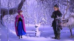 Trailer ufficiale per per Frozen, il nuovo film Disney