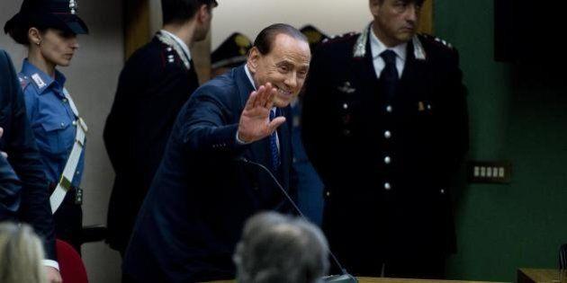 Caso escort, la Procura di Bari chiede il rinvio a giudizio per Silvio Berlusconi: