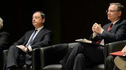 Napolitano, Visco e Draghi: il pranzo dei poteri forti a sostegno di
