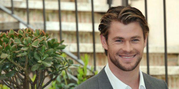Chris Hemsworth. In
