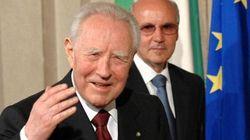 L'ex Presidente Carlo Azeglio Ciampi ricoverato a