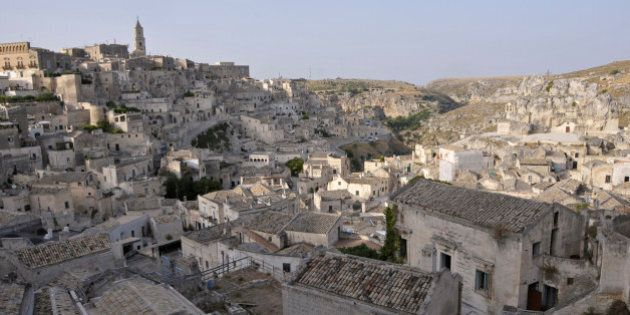 Perchè Matera è l'Italia del