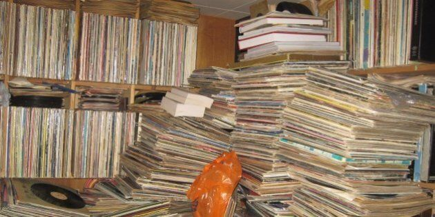 Apollo Music. Una montagna di dischi scoperti in una casa in Canada