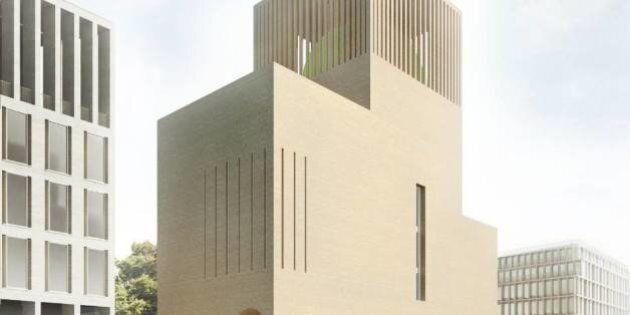 The House of One: cristiani, ebrei e musulmani pregheranno insieme a Berlino. Gregor Hohberg poggia la...