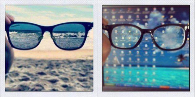 Ferragosto sui social network. Instagram, Tumblr e Twitter si scatenano tra ironia e sarcasmo