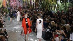A Parigi arriva Dior. La passerella diventa una jungla