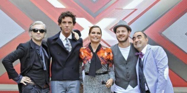 X factor: i giudici agli home visit scelgono i 12 concorrenti. Ospiti Linus, Asia Argento, Boosta, Marco...
