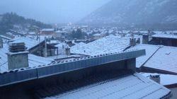 A Milano nevica. Freddo e gelo, arriva Burian