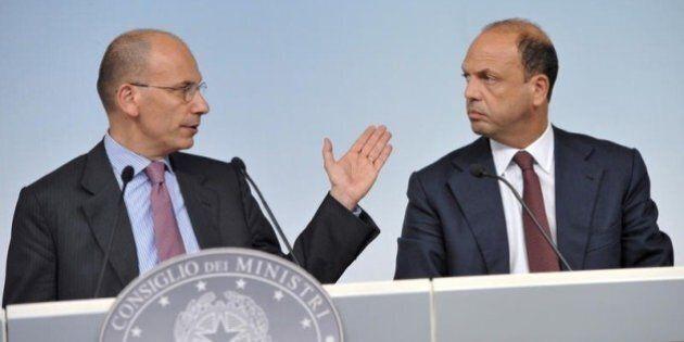 Governo, è gelo al pranzo tra Angelino Alfano ed Enrico Letta. Il premier: la decadenza è un problema