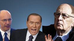 Giorgio Napolitano si arrende a Enrico Letta. Il premier: