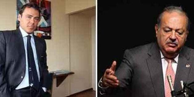 Alessandro Proto e Carlos Slim, la strana coppia per il New York Times. Voci sull'acquisto di una quota...