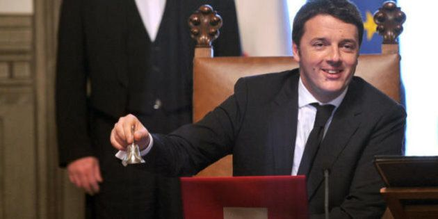 Matteo Renzi verso la fiducia in aula: