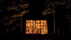 La casa di vetro (FOTO,