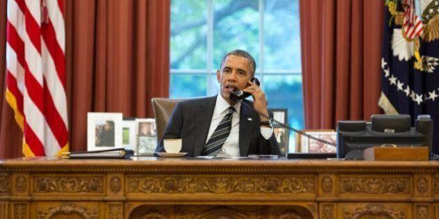 Barack Obama e Hassan Rouhani: una telefonata decisiva, dopo 34 anni di tensione fra Washington e Tehran
