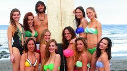 Dieci ragazze, un'isola da sogno, 100mila euro da vincere...(FOTO,
