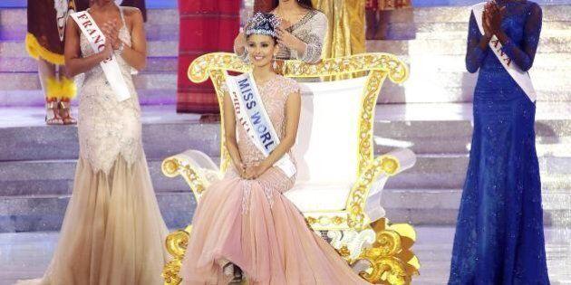 Miss Mondo 2013. Ha vinto Megan Young, delle Filippine. Seconda Olivia Jordan, Usa