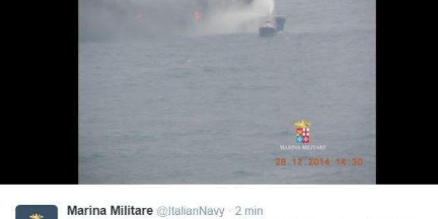 Norman Atlantic, traghetto in fiamme Igoumenitsa-Ancona. La prima emergenza social della politica italiana,...
