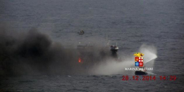 Norman Atlantic, traghetto in fiamme Igoumenitsa-Ancona: le 6 deficiencies della nave, poi la tragedia....