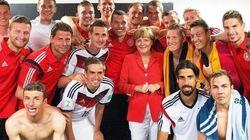 Angela scommette sulla vittoria della Germania per evitare l'effetto