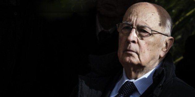 Silvio Berlusconi, Giorgio Napolitano: