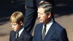 Harry non è figlio di Carlo d'Inghilterra?